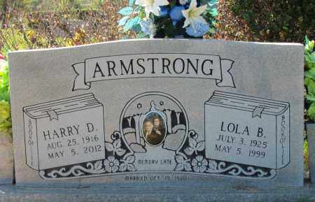 ARMSTRONG, LOLA B (FULL VIEW) - White County, Arkansas | LOLA B (FULL VIEW) ARMSTRONG - Arkansas Gravestone Photos