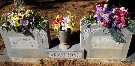 ARMSTRONG, JOSEPH I - White County, Arkansas | JOSEPH I ARMSTRONG - Arkansas Gravestone Photos