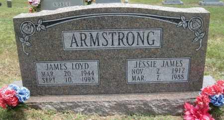 ARMSTRONG, JAMES LOYD - White County, Arkansas | JAMES LOYD ARMSTRONG - Arkansas Gravestone Photos