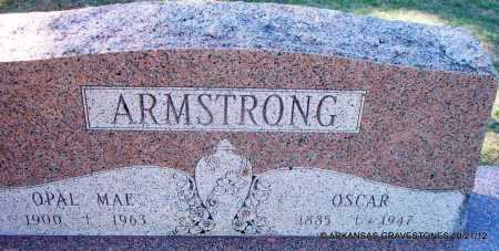 ARMSTRONG, OPAL MAE - White County, Arkansas | OPAL MAE ARMSTRONG - Arkansas Gravestone Photos