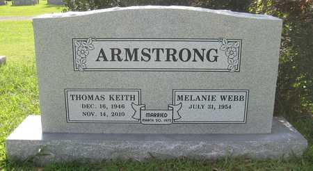 ARMSTRONG, THOMAS KEITH - White County, Arkansas | THOMAS KEITH ARMSTRONG - Arkansas Gravestone Photos