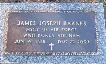 BARNES (VETERAN 3 WARS), JAMES JOSEPH - White County, Arkansas | JAMES JOSEPH BARNES (VETERAN 3 WARS) - Arkansas Gravestone Photos
