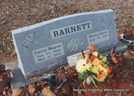 BARNETT, LARRY WAYNE - White County, Arkansas | LARRY WAYNE BARNETT - Arkansas Gravestone Photos
