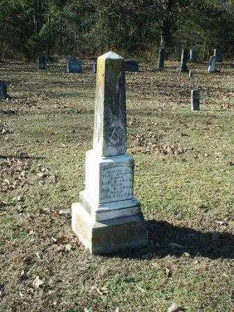 BAUGH, COLEMAN H. - White County, Arkansas | COLEMAN H. BAUGH - Arkansas Gravestone Photos