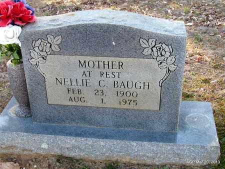 BAUGH, NELLIE C - White County, Arkansas | NELLIE C BAUGH - Arkansas Gravestone Photos