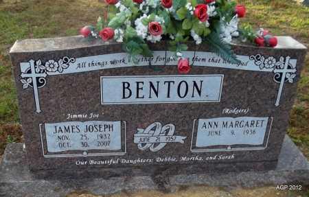 "BENTON, JAMES JOSEPH ""JIMMIE JOE"" - White County, Arkansas | JAMES JOSEPH ""JIMMIE JOE"" BENTON - Arkansas Gravestone Photos"