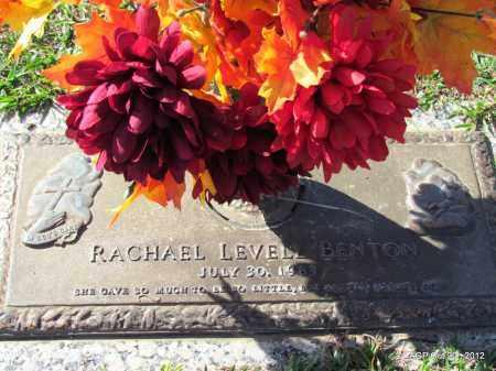 BENTON, RACHAEL LEVELY - White County, Arkansas | RACHAEL LEVELY BENTON - Arkansas Gravestone Photos