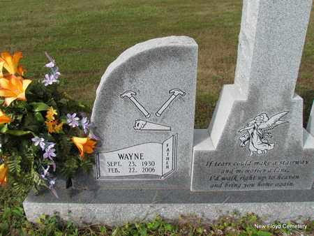 BENTON, WAYNE - White County, Arkansas | WAYNE BENTON - Arkansas Gravestone Photos
