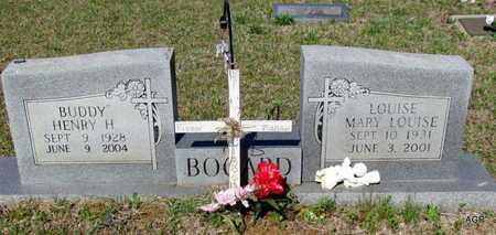 BOGARD, MARY LOUISE - White County, Arkansas | MARY LOUISE BOGARD - Arkansas Gravestone Photos