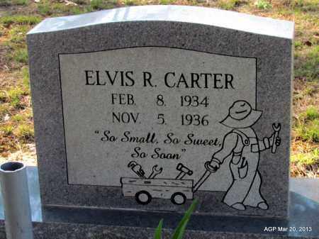 CARTER, ELVIS R - White County, Arkansas | ELVIS R CARTER - Arkansas Gravestone Photos