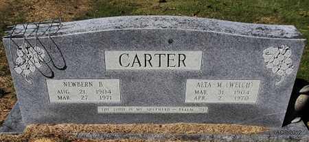 CARTER, ALTA M - White County, Arkansas   ALTA M CARTER - Arkansas Gravestone Photos