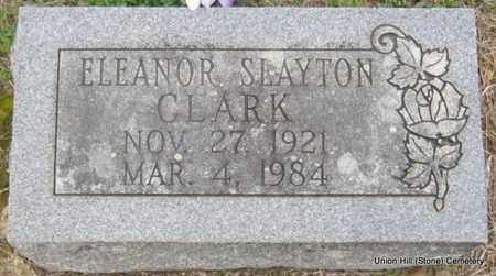 CLARK, ELEANOR - White County, Arkansas | ELEANOR CLARK - Arkansas Gravestone Photos