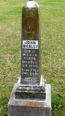 CLARK, JOHN WESLEY - White County, Arkansas | JOHN WESLEY CLARK - Arkansas Gravestone Photos