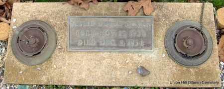 CLARK, LESLIE DOYLE - White County, Arkansas   LESLIE DOYLE CLARK - Arkansas Gravestone Photos