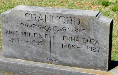 CRANFORD, JAMES WHITFIELD - White County, Arkansas | JAMES WHITFIELD CRANFORD - Arkansas Gravestone Photos