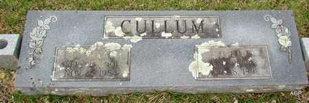 CULLUM, CLYDE C - White County, Arkansas | CLYDE C CULLUM - Arkansas Gravestone Photos