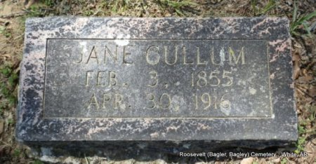 CULLUM, JANE - White County, Arkansas | JANE CULLUM - Arkansas Gravestone Photos