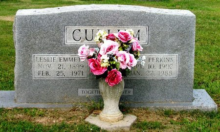 CULLUM, RUBY - White County, Arkansas | RUBY CULLUM - Arkansas Gravestone Photos
