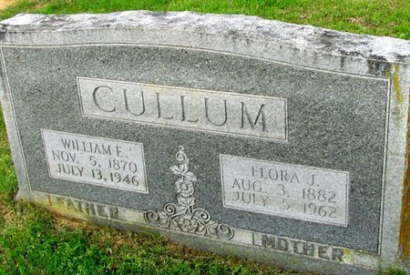 CULLUM, FLORA J. - White County, Arkansas | FLORA J. CULLUM - Arkansas Gravestone Photos