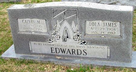 EDWARDS, CALVIN M. - White County, Arkansas | CALVIN M. EDWARDS - Arkansas Gravestone Photos