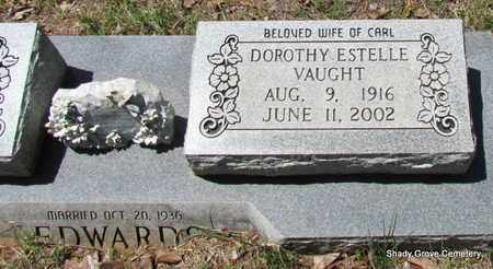 EDWARDS, DOROTHY ESTELLE (CLOSE UP) - White County, Arkansas | DOROTHY ESTELLE (CLOSE UP) EDWARDS - Arkansas Gravestone Photos