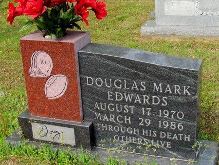 EDWARDS, DOUGLAS MARK - White County, Arkansas | DOUGLAS MARK EDWARDS - Arkansas Gravestone Photos
