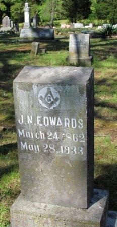 EDWARDS, J. N. - White County, Arkansas | J. N. EDWARDS - Arkansas Gravestone Photos