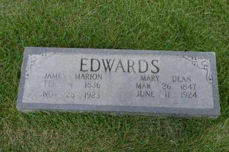 EDWARDS, MARY ANN - White County, Arkansas | MARY ANN EDWARDS - Arkansas Gravestone Photos