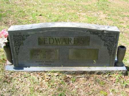 EDWARDS, JAMES W - White County, Arkansas   JAMES W EDWARDS - Arkansas Gravestone Photos