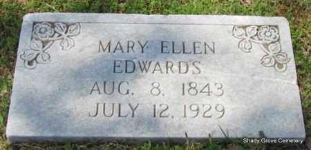 EDWARDS, MARY ELLEN - White County, Arkansas | MARY ELLEN EDWARDS - Arkansas Gravestone Photos