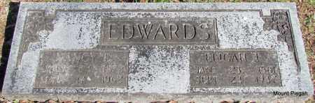 EDWARDS, ELIJAH J - White County, Arkansas | ELIJAH J EDWARDS - Arkansas Gravestone Photos