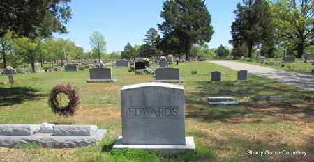EDWARDS, OVERVIEW - White County, Arkansas | OVERVIEW EDWARDS - Arkansas Gravestone Photos