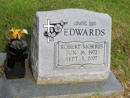 EDWARDS, ROBERT MORRIS - White County, Arkansas   ROBERT MORRIS EDWARDS - Arkansas Gravestone Photos