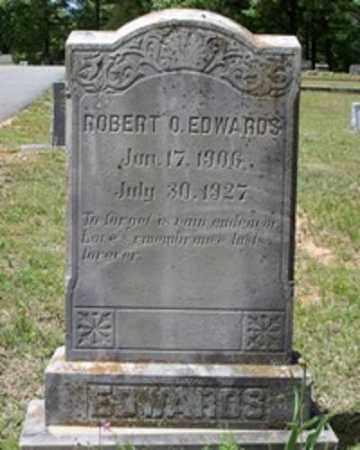 EDWARDS, ROBERT O - White County, Arkansas | ROBERT O EDWARDS - Arkansas Gravestone Photos