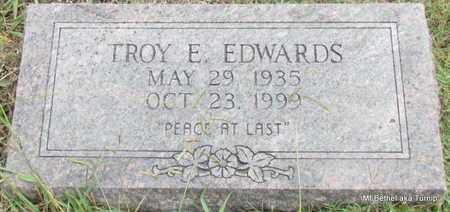 EDWARDS, TROY E - White County, Arkansas | TROY E EDWARDS - Arkansas Gravestone Photos