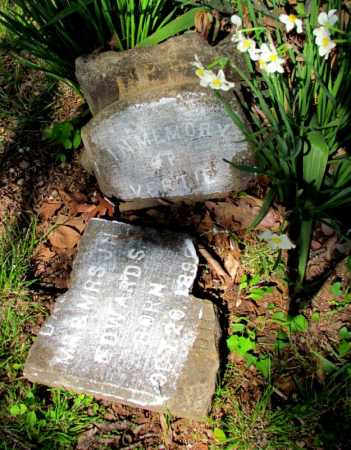 EDWARDS, VERTIE - White County, Arkansas   VERTIE EDWARDS - Arkansas Gravestone Photos