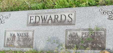 EDWARDS, WILLIAM WAYNE - White County, Arkansas | WILLIAM WAYNE EDWARDS - Arkansas Gravestone Photos