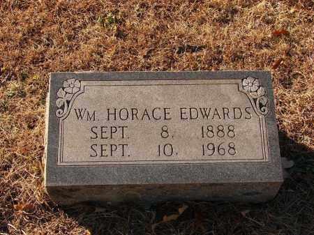 EDWARDS, WILLIAM HORACE - White County, Arkansas | WILLIAM HORACE EDWARDS - Arkansas Gravestone Photos