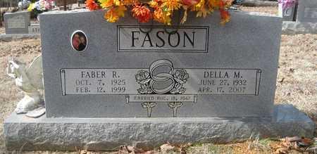 FASON, DELLA M - White County, Arkansas | DELLA M FASON - Arkansas Gravestone Photos