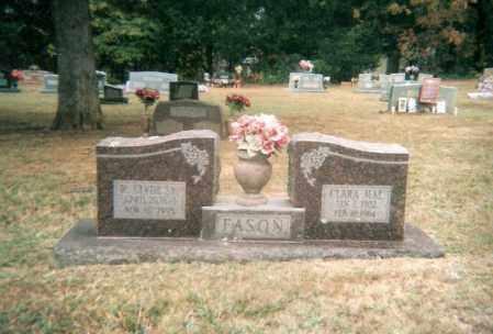 FASON, CLARA - White County, Arkansas   CLARA FASON - Arkansas Gravestone Photos