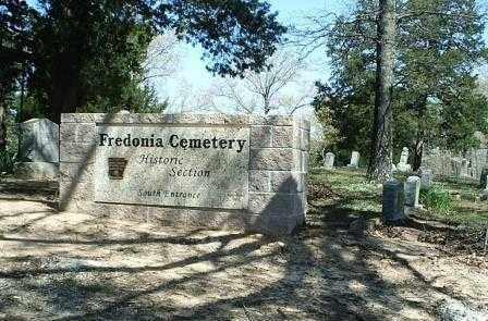*FREDONIA CEMETERY SIGN,  - White County, Arkansas    *FREDONIA CEMETERY SIGN - Arkansas Gravestone Photos