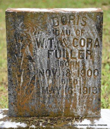 FULLER, DORIS - White County, Arkansas | DORIS FULLER - Arkansas Gravestone Photos
