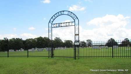 *GATE OVERVIEW, . - White County, Arkansas | . *GATE OVERVIEW - Arkansas Gravestone Photos