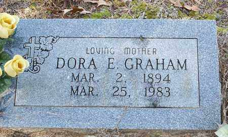 GRAHAM, DORA E - White County, Arkansas | DORA E GRAHAM - Arkansas Gravestone Photos