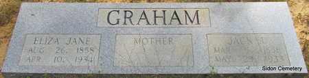 GRAHAM, JACK J - White County, Arkansas | JACK J GRAHAM - Arkansas Gravestone Photos