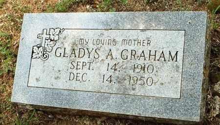 JOHNSTON GRAHAM, GLADYS A - White County, Arkansas | GLADYS A JOHNSTON GRAHAM - Arkansas Gravestone Photos