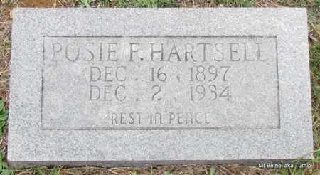 HARTSELL, POSIE F - White County, Arkansas   POSIE F HARTSELL - Arkansas Gravestone Photos