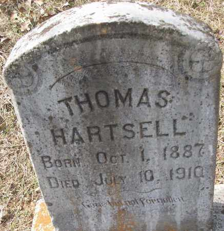 HARTSELL, THOMAS - White County, Arkansas | THOMAS HARTSELL - Arkansas Gravestone Photos