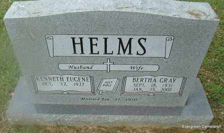 HELMS, BERTHA - White County, Arkansas | BERTHA HELMS - Arkansas Gravestone Photos