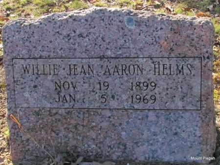 HELMS, WILLIE JEAN - White County, Arkansas | WILLIE JEAN HELMS - Arkansas Gravestone Photos